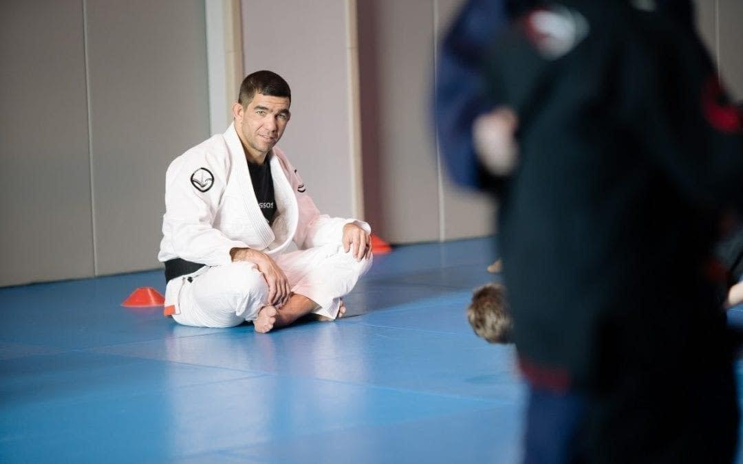 Professor Tony Passos Highlighted in BJJ Heroes