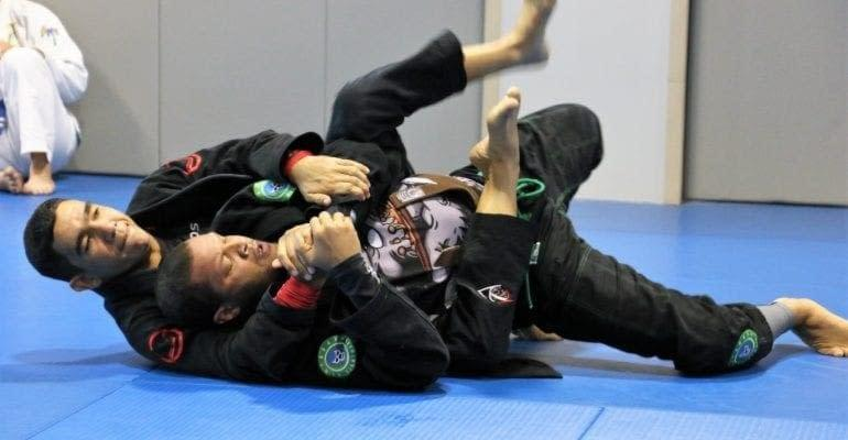 Jiu Jitsu Is Not The Art of Submission