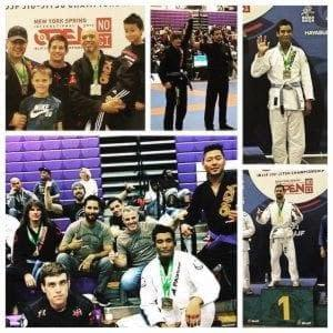 IBJJF New York Open Performance