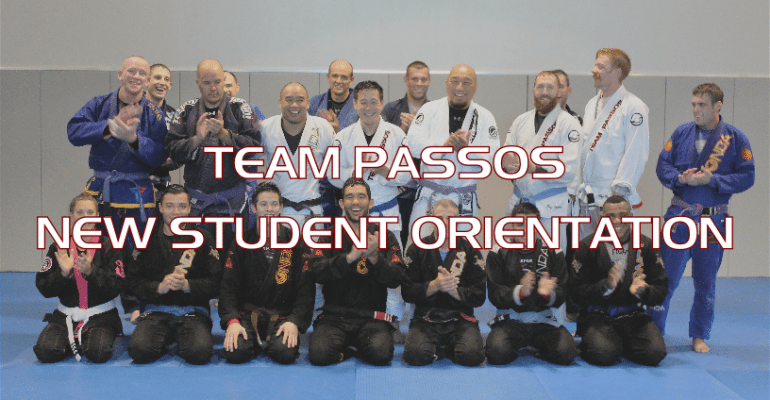 White Belt and New Student Orientation