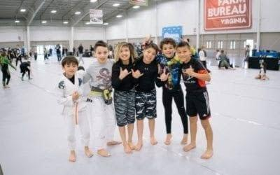 Team Competition with U.S. Grappling